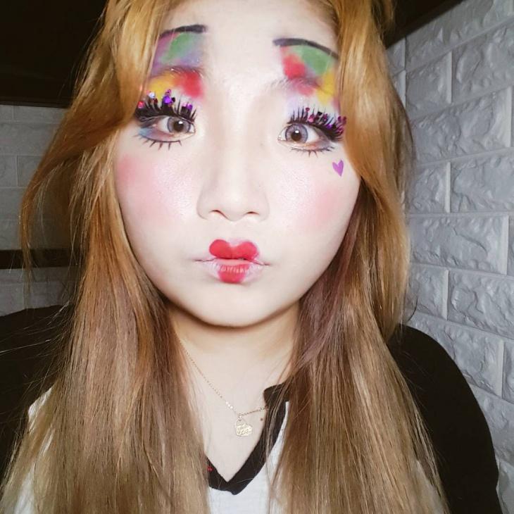 amazing disney eye makeup