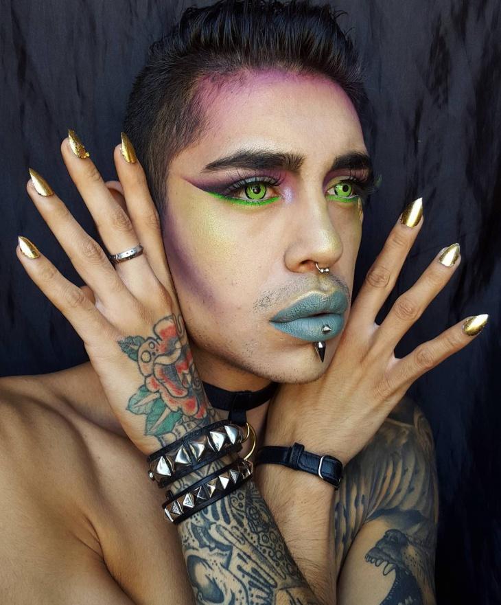 disney eye makeup for men