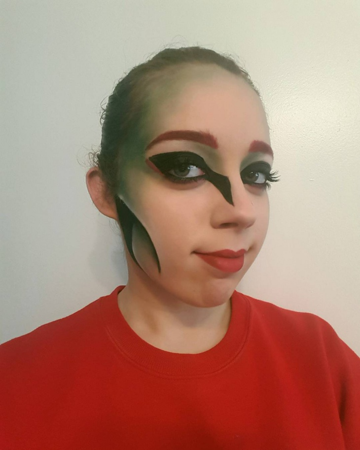 unique disney eye makeover