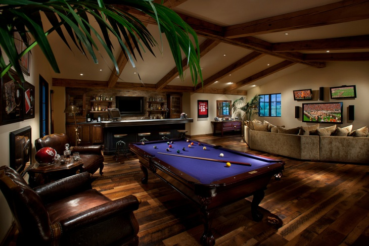 20 basement game room designs ideas design trends Basement game room ideas