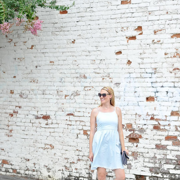 Cool Old Navy Chambray Outfit