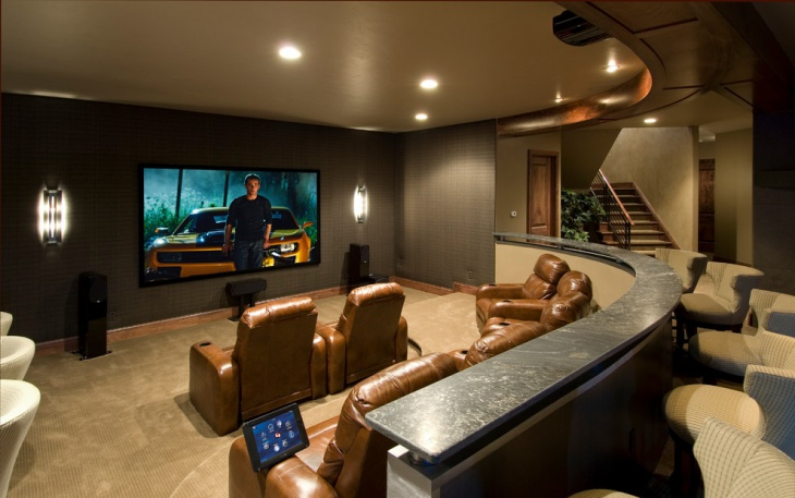 18+ Basement Renovation Designs, Ideas
