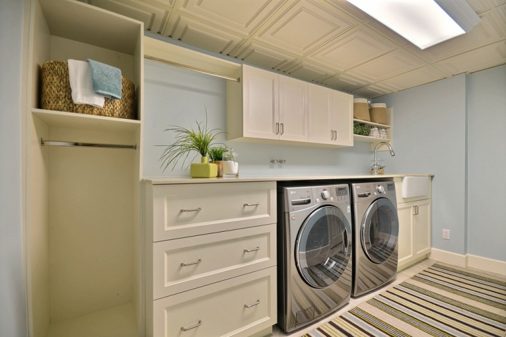 basement laundry room remodel1