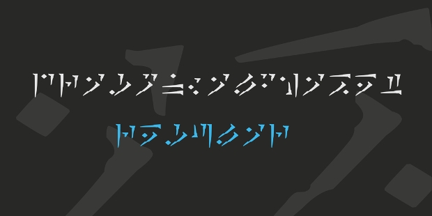 dragon alphabet fonts