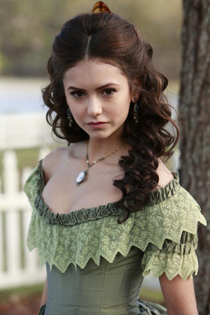Katerina Petrova Victorian Hairstyle