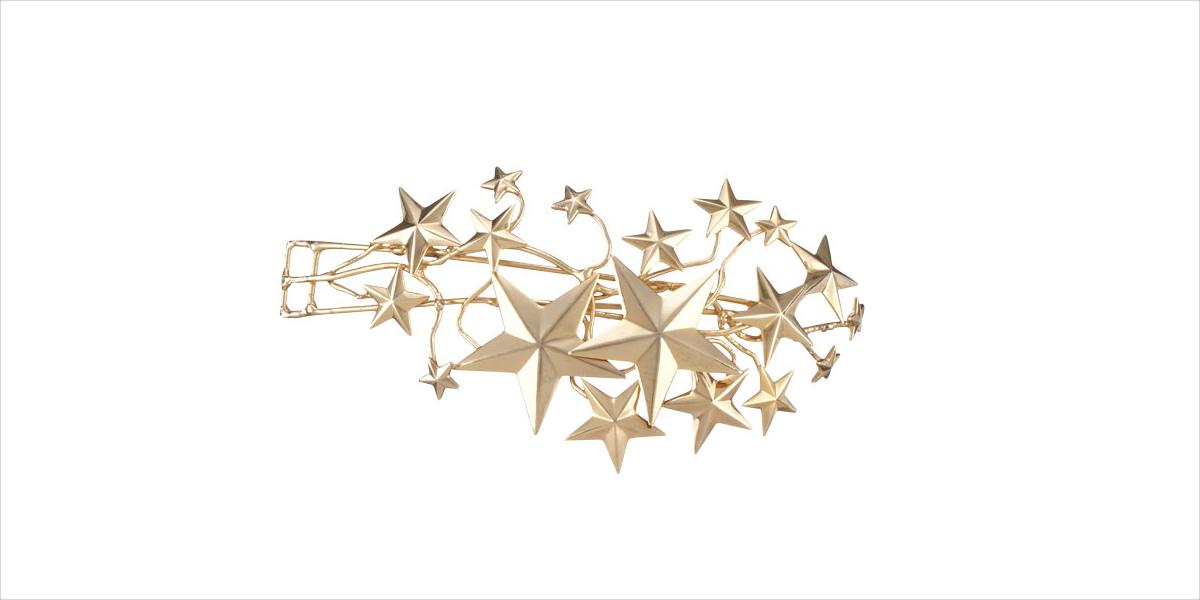 Rodarte Star Cluster Head Piece