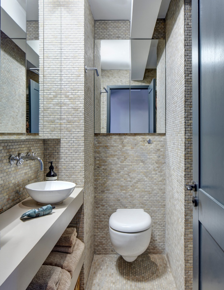 Captivating 10 Small Rectangular Bathrooms Decorating Inspiration