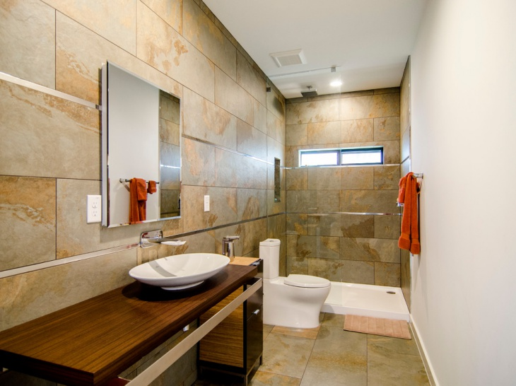 17+ Rectangular Bathroom Designs, Ideas | Design Trends ...