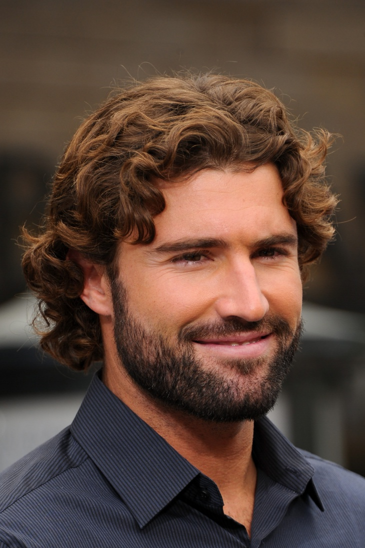 brody jenner wavy casual hairstyle1