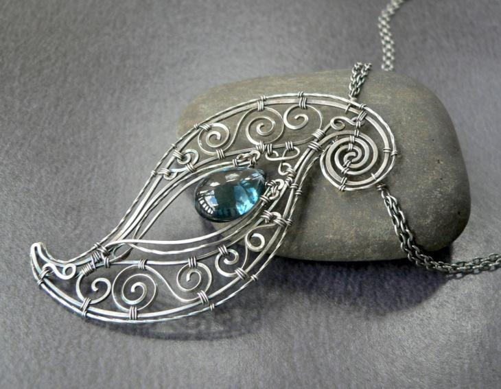 Sterling Silver Pendant Idea