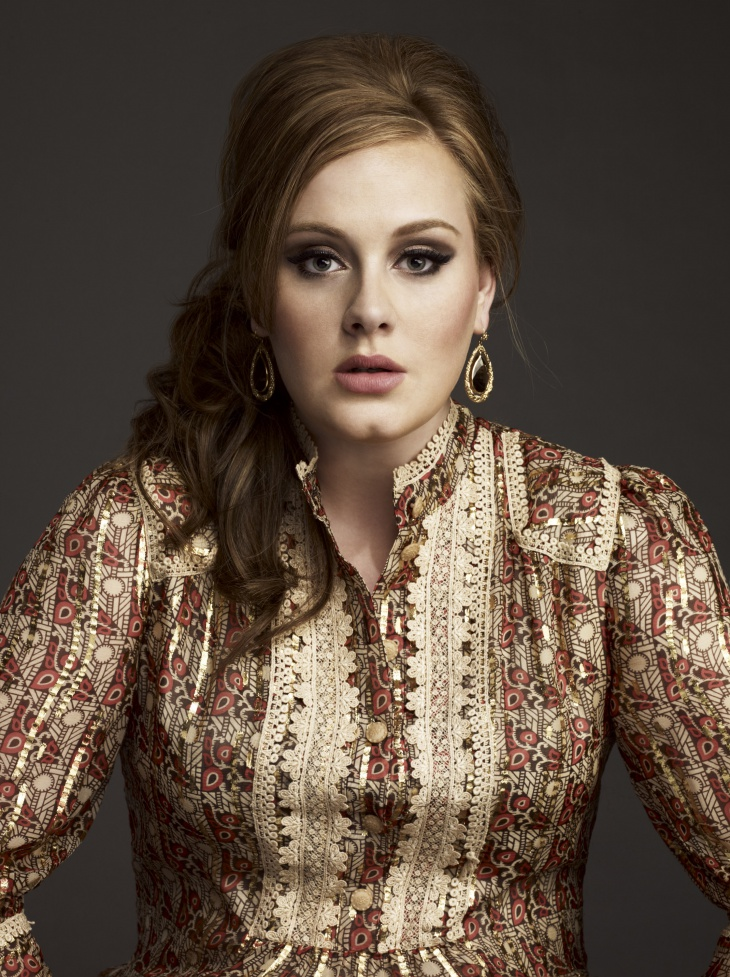 Adele Bump Hair