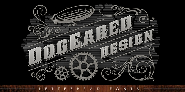 21  letterhead fonts