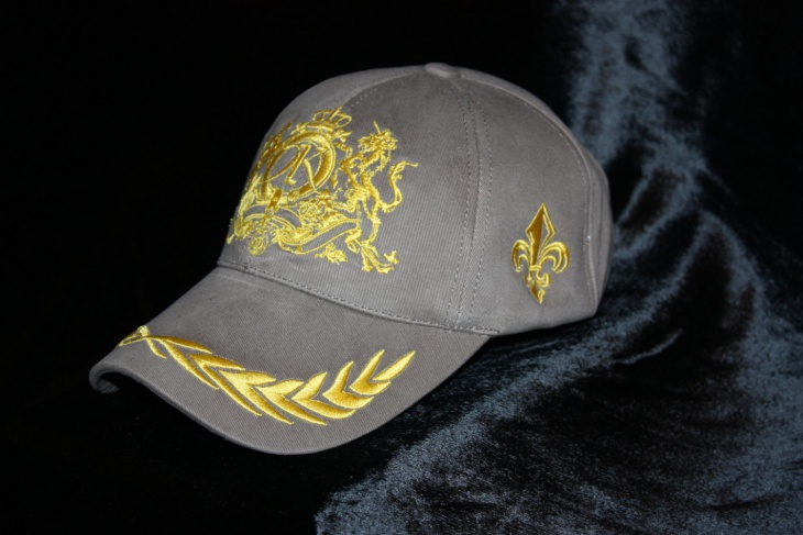 Mens Monogram Hat