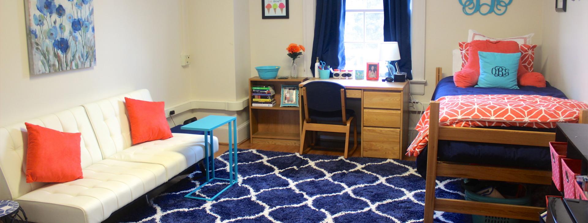 10 Ways to Design Your Dorm By Optimum Utilization of Space Design