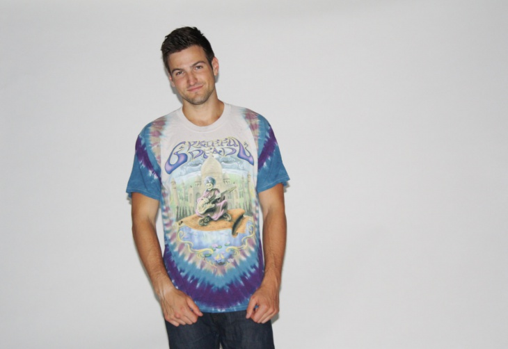 psychedelic rock t shirt