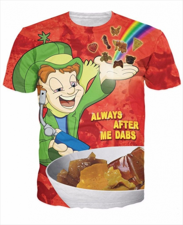 funny psychedelic t shirt