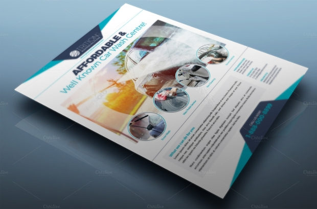 Multipurpose Interior Design Flyer