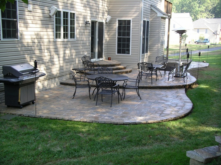small backyard patio idea