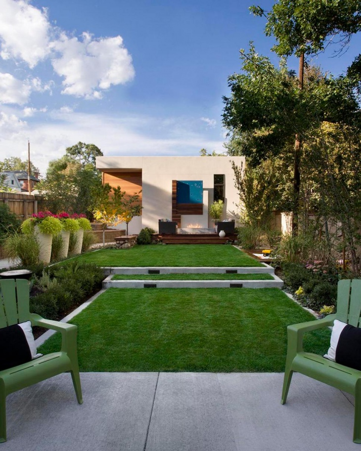 18+ Small Backyard Designs, Ideas | Design Trends ... on Small Backyard Layout id=94956