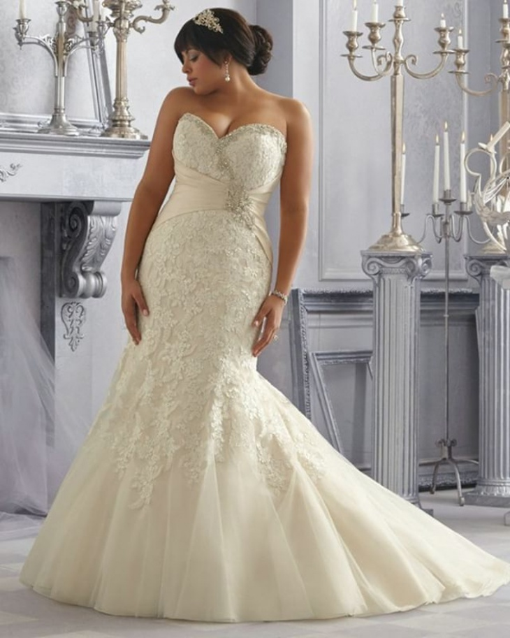 tomboy wedding dress