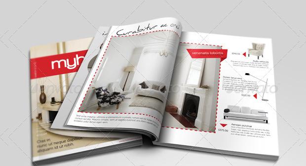 Editorial Interior Magazine