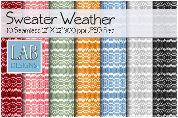 sweater pattern texture2