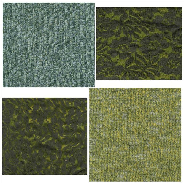 sweater and lace textures1