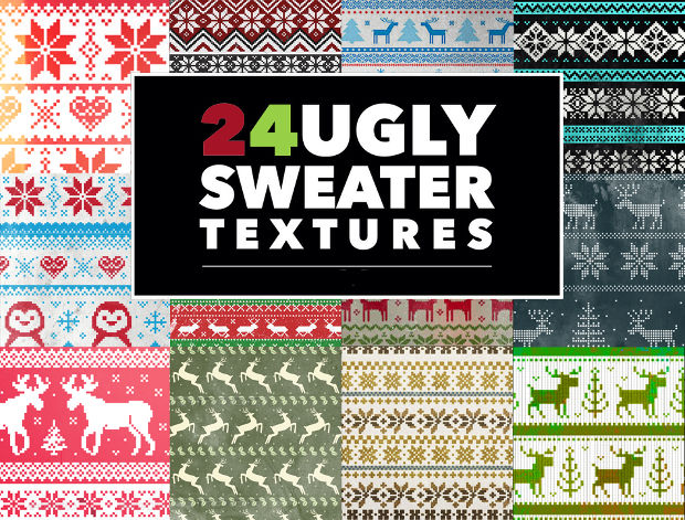 ugly sweater texture1