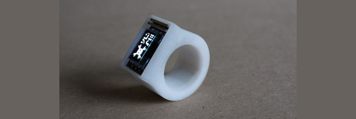 Talon- The Ring That Controls the Gaming Functions