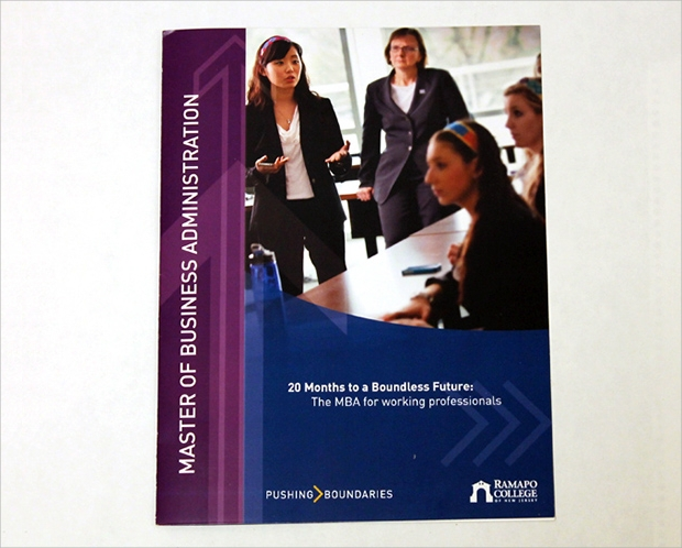 College Graduate Program Brochure