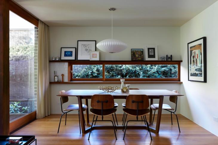 neutral bay dining room
