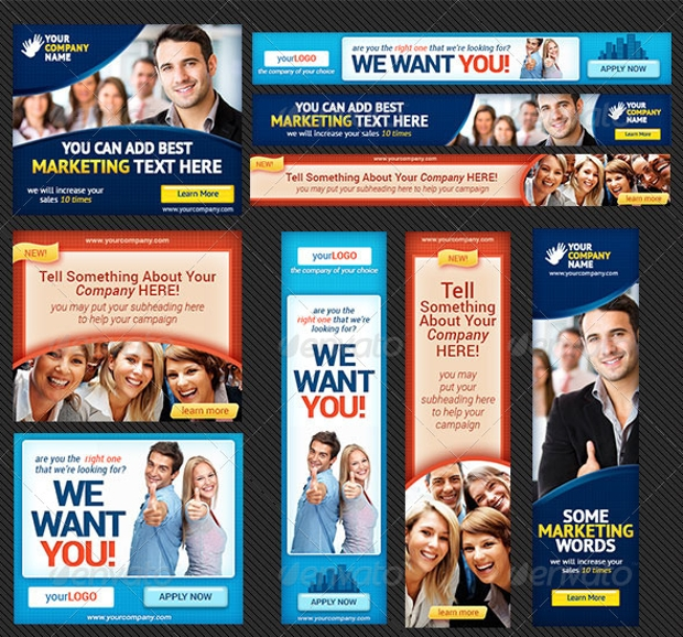 Business Advertising Banners