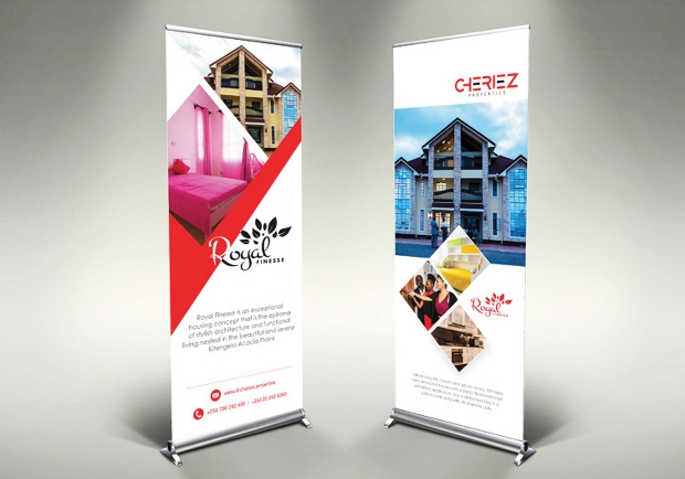 Real Estate Advertising Banners