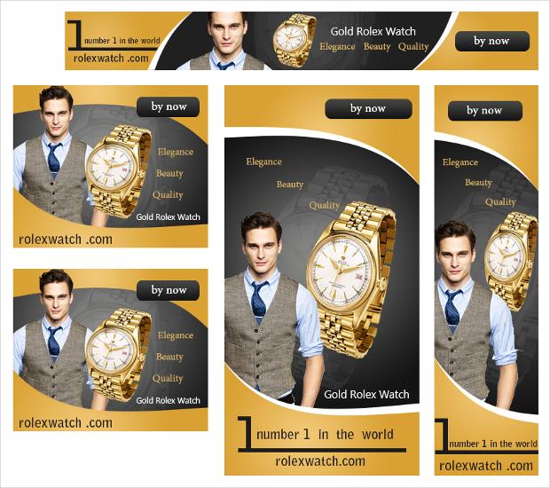 Advertising Web Banner Designs