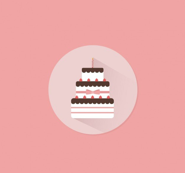 Birthday Cake Free Vectors