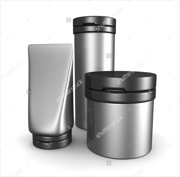 Beauty and Cosmetic Product container packaging