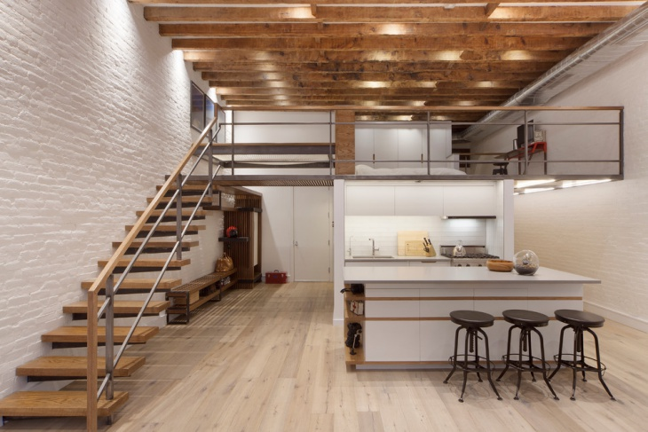 loft staircase design