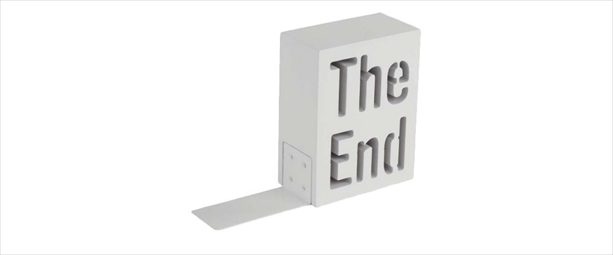 end book