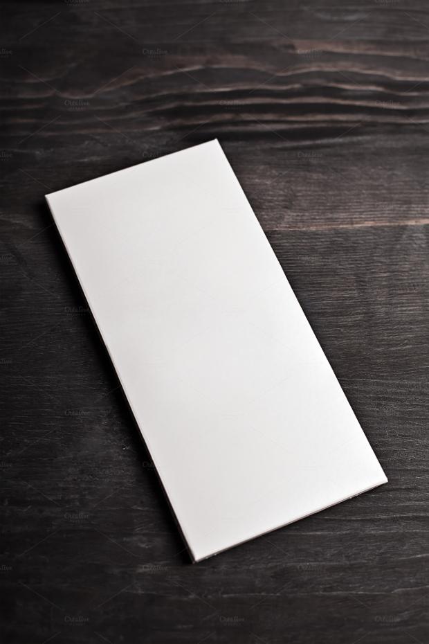 Blank Chocolate Bar Packaging