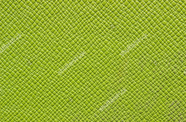 Fabric Green Orange Peel Texture