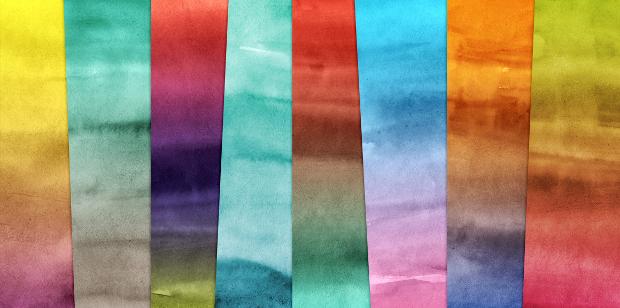 watercolor gradient texture