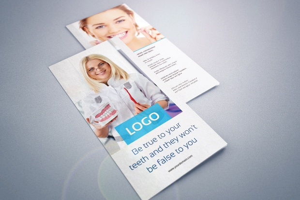 dental tri fold brochure