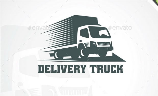 Transport Company Logo Design