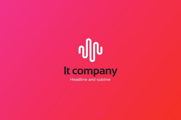 IT Company Logo Design