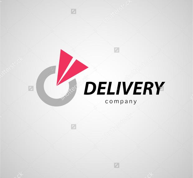 Logistics Company Logo Design