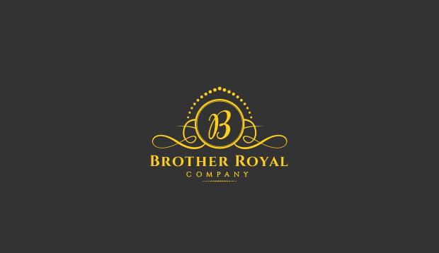 Royal Company Logo Design
