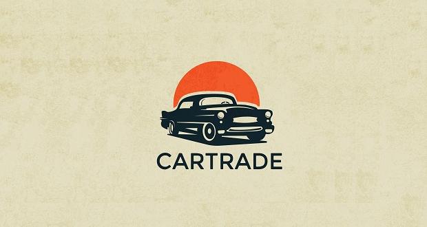 Vehicle Trading Company Logo Design
