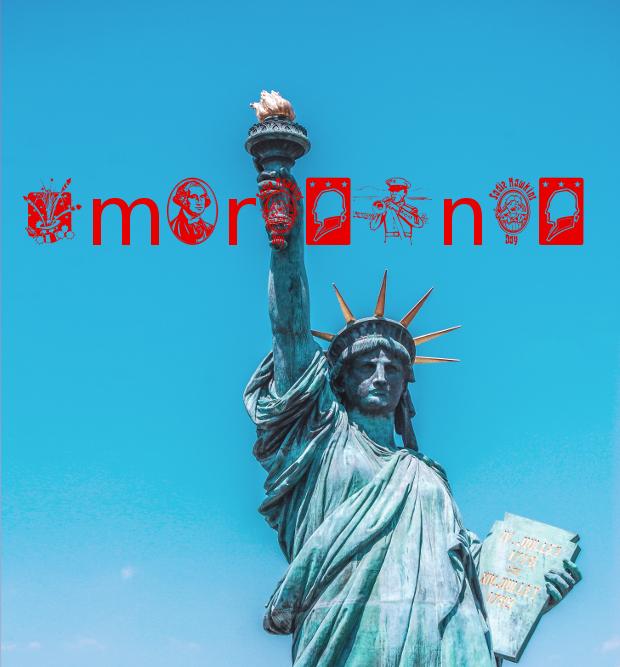 Americanic Font