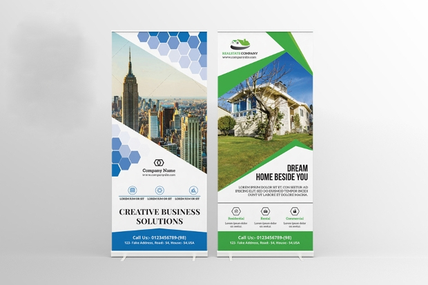 Real Estate Business Banner