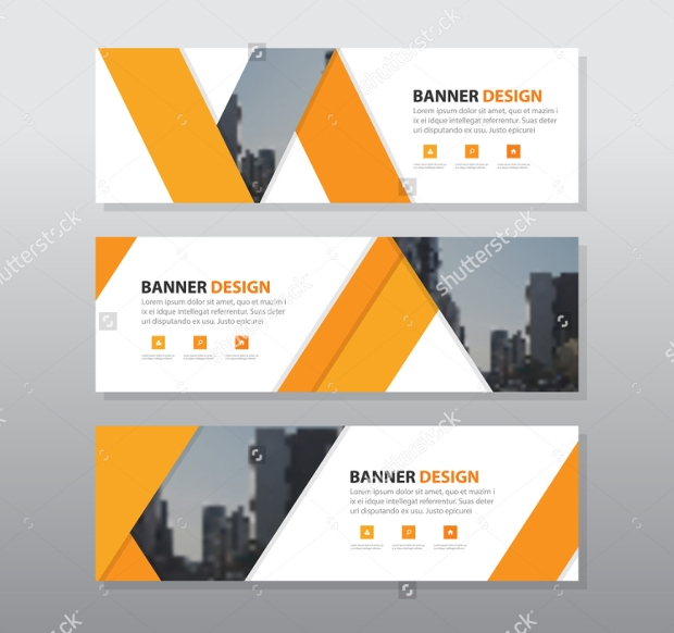 Abstract Corporate Business Banner Template